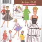 Barbie Sewing Pattern ~ Simplicity 5785