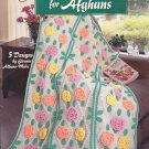 Crochet Applique for Afghans Pattern