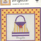 Brigitte ( Purse ) ~ Cross-stitch Chart