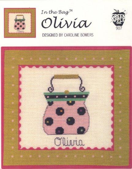 Olivia ( Purse ) ~ Cross-stitch Chart