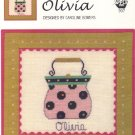 Olivia ( Purse ) ~ Cross-stitch Chart