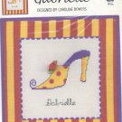 Gabrielle ( Shoe ) ~ Cross-stitch Chart