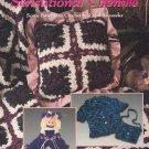 Crochet Sensational Chenille Pattern