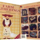 Farm Gatherings ~ Decorative Painting Booklet ~ 1997