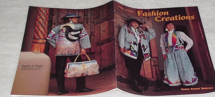 Fashion Creations Decorative Painting for Clothes 1990