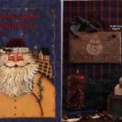 Homespun Holidays ~ Decorative Painting Book