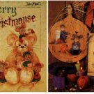 Merry Christmouse ~ Decorative Painting Book