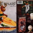 Splish Splash ( Moose ) ~ Decorative Painting Book
