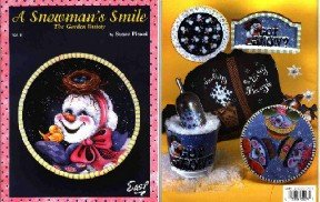 A Snowman's Smile The Garden Variety ~ Decorative Painting Book