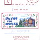 Bless This House ~ Cross-stitch Chart