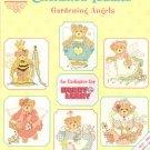 Cherished Teddies Gardening Angels ~ Cross-stitch Chart