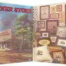 Corner Store ~ Cross-Stitch Chart ~ 1979