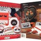 It's Scot to be Love ~ Cross-Stitch Chart ( Scotties )
