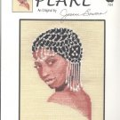 Pearl ( African American Woman ) ~ Cross-stitch Chart