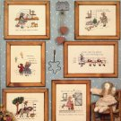 Shared Memories ~ Cross-Stitch Chart 1983
