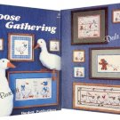The Goose Gathering ~ Cross-Stitch Chart 1988
