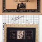 The Quiltmaker ~ Cross-Stitch Chart