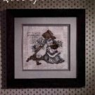Love Spoken Here ~ Cross-Stitch CHART