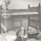 Twin Bed / Bunk Bed Pattern 1979 ~ U-Bild Wood Pattern