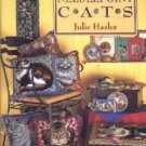 Needlepoint Cats by Julie Hasler ~ Hardcover Book