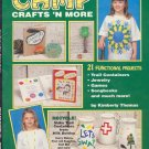 Camp Crafts n More Book