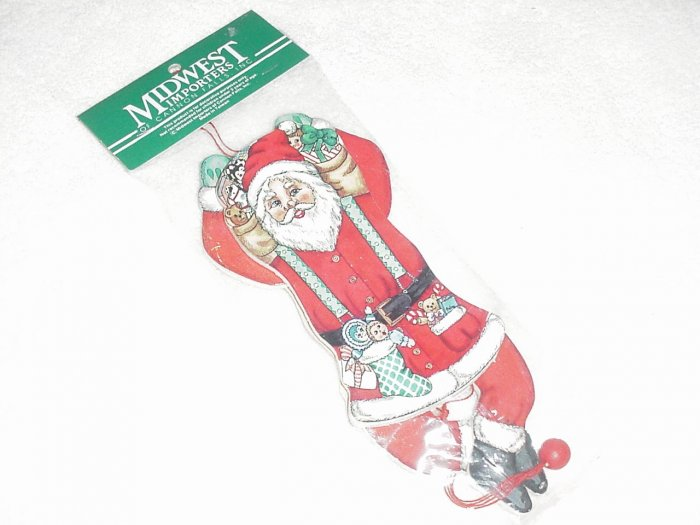 Midwest of Cannon Falls Ornament ~ Santa