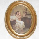 Framed Mother with Baby Picture