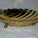 Brass Shell Dish