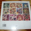 Victorian Treasures ~ 1997 Calendar ~ Unused