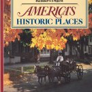 America's Historic Places by Readers Digest  ~ Book 1991