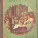 Christopher Columbus Makers of American History Series ~ Book 1917