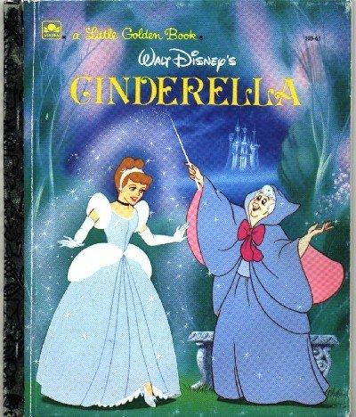 Cinderella ~ Little Golden Book 1986