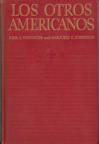 Los Otros Americanos ~ Book 1934