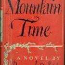Mountain Time by Bernard DeVoto ~ Book 1947