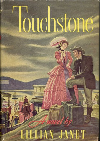 Touchstone by Lillian Janet ~ Book 1947