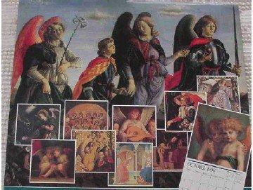 Angels ~ 1996 Calendar ~ Unused