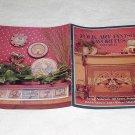 Folk Art Finish Favorites ~ Decorative Painting Booklet ~ 1985