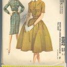 McCall's 6002 ~ Uncut Vintage Dress Pattern 1961 ~ size 16