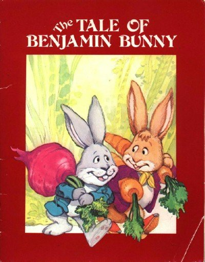 The Tale of Benjamin Bunny ~ Book 1981