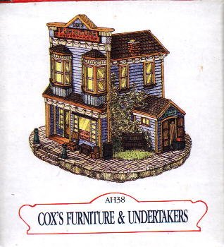 Liberty Falls Americana Collection ~ Cox's Furniture & Undertakers ~ 1993