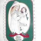 Jan Hagara ~ Holly ~ Season's Greetings Serving Tray 1984