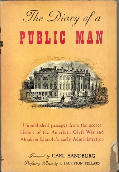 The Diary of a Public Man ~ Book 1946
