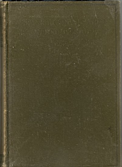 Spanish Conversation and Composition by  Pasquale Seneca ~ Book 1923