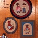 Past - Thyme Pleasures ~ Amish Cross-stitch Chart