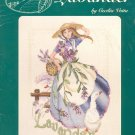 Lavander by Cecilia Votta ( Women in Flowers ) ~ Cross-stitch Chart 2003
