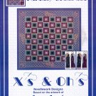Fantasy Chess Set by Joanne Gatenby ~ Cross-stitch Chart 2004