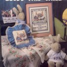 Bless This Child by Lorraine Birmingham ~ Cross-stitch Chart 1990