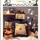 The Tales of Haunted Hollow Pumpkin Patch ~ Cross-stitch Chart 1992