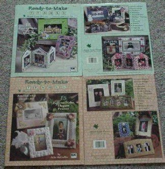 2 Ready-to-Make Frames Booklets 1998