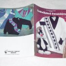 Embellished Sweatshirts by Shirley Van Erem and Rachel Brag ~ Booklet 1986